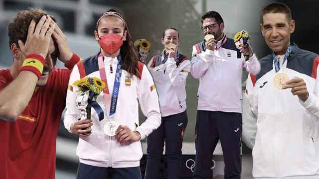 España en los Juegos Olímpicos