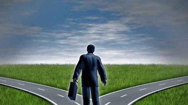Hay que tomar un camino