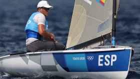 Joan Cardona, en los Juegos Olímpicos