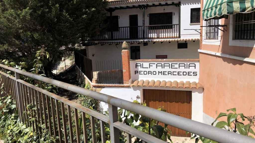 Alfarería de Pedro Mercedes en Cuenca