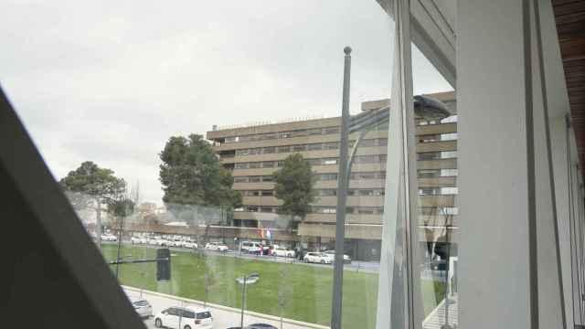 Hospital de Albacete. Imagen de archivo