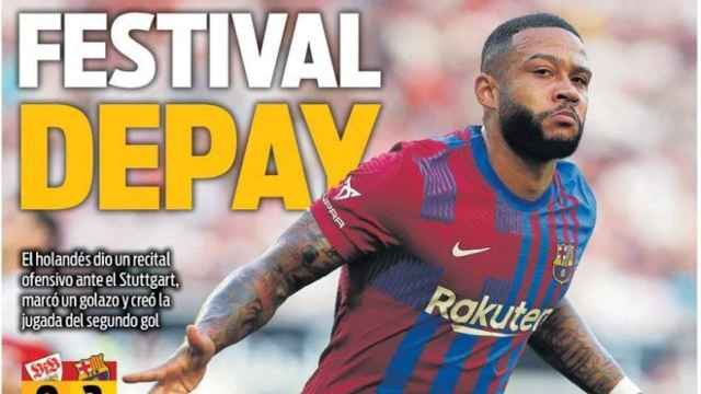 Portada Sport (01/08/21)