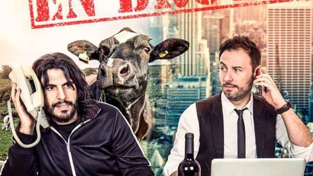Ofensivo e insultante monólogo sobre Talavera de dos famosos humoristas en una terraza de Toledo
