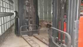 Tres detenidos in fraganti por robo con fuerza en un polígono industrial de Illescas en Toledo