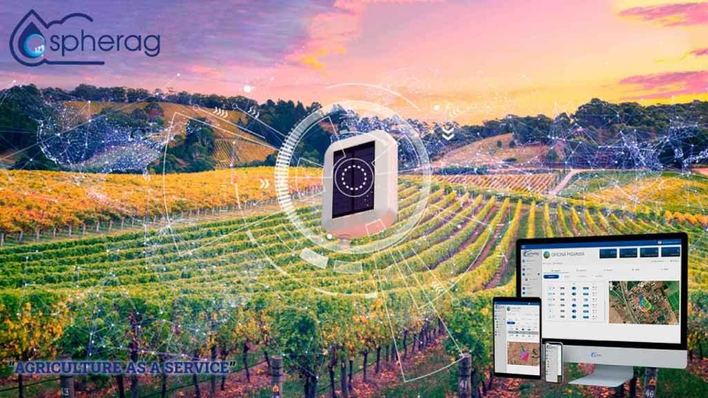 La nube de AWS permite a Spherag la constante monitorización y seguridad de la flota de dispositivos IoT.