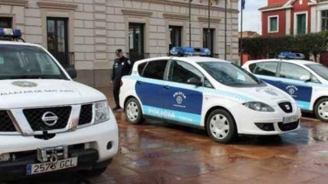 Policía Local de Alcázar.