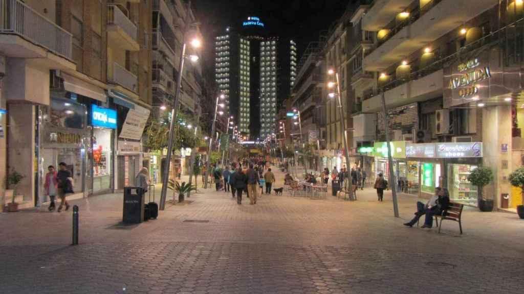 Calle Gambo.
