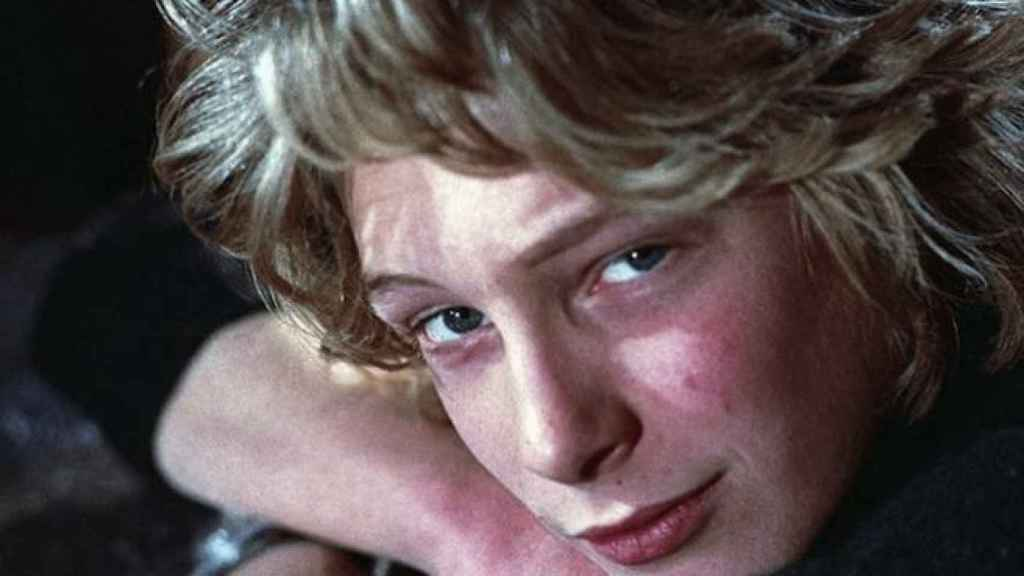 'El chico más bello del mundo'.