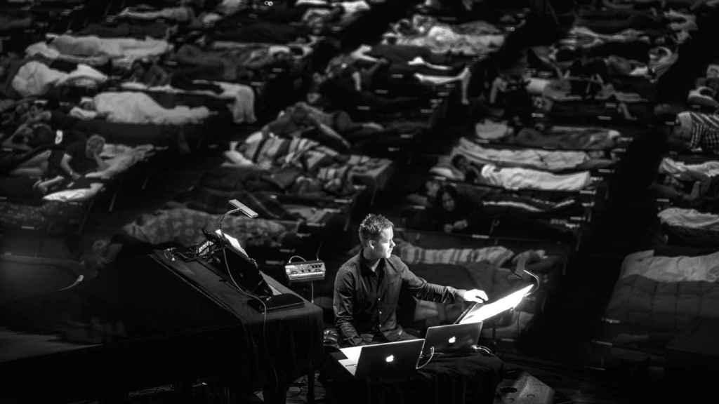 'Max Richter's Sleep'.