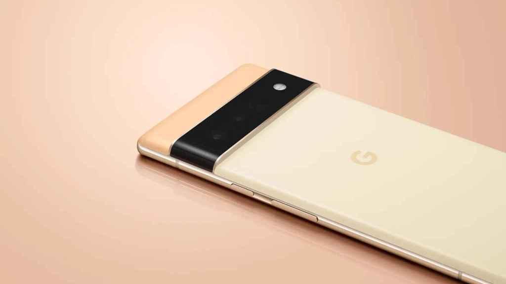 Google Pixel 6.