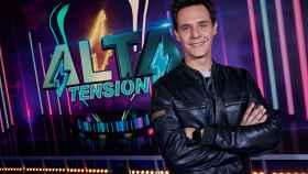 Christian Gálvez en una imagen promocional de 'Alta tensión'.