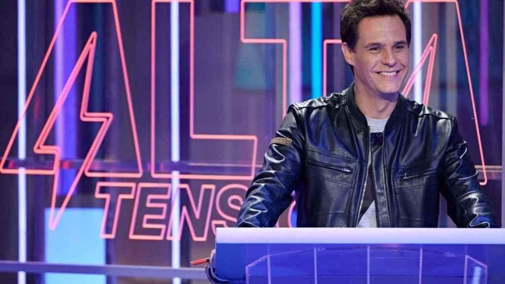 Christian Gálvez ha abandonado Twitter el día que Telecinco estrena 'Alta tensión'.