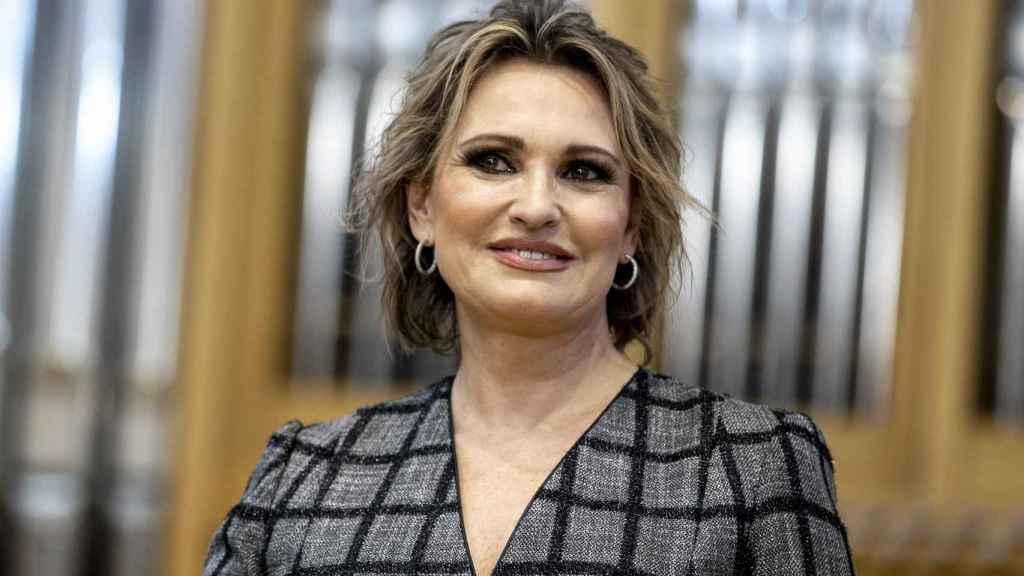 Ainhoa Arteta, en una imagen de archivo.