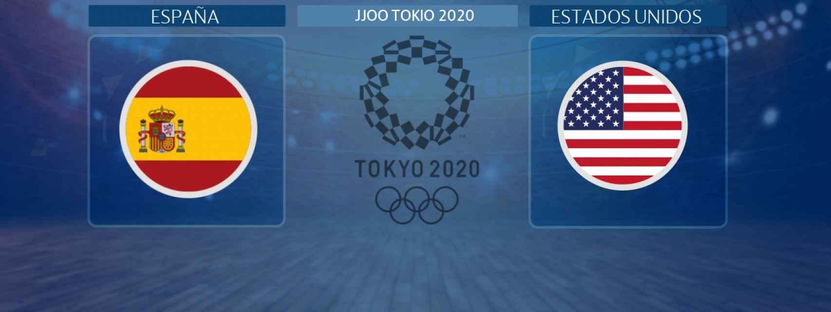 España - Estados Unidos: siga en directo el partido de baloncesto masculino de los JJOO Tokio 2020