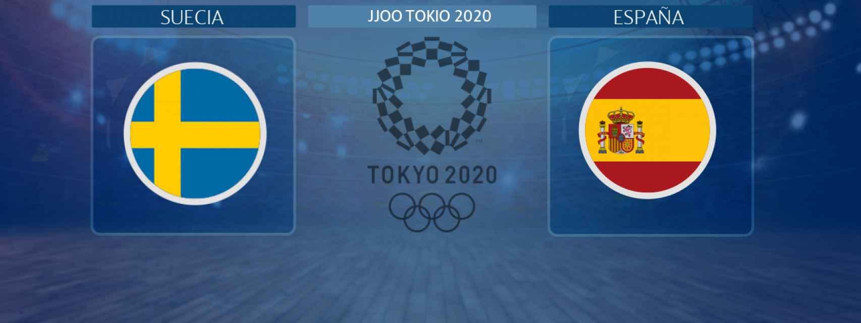 Suecia - España: siga en directo el partido de balonmano masculino de los JJOO Tokio 2020
