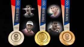 Las medallas perdidas en los JJOO de Tokio