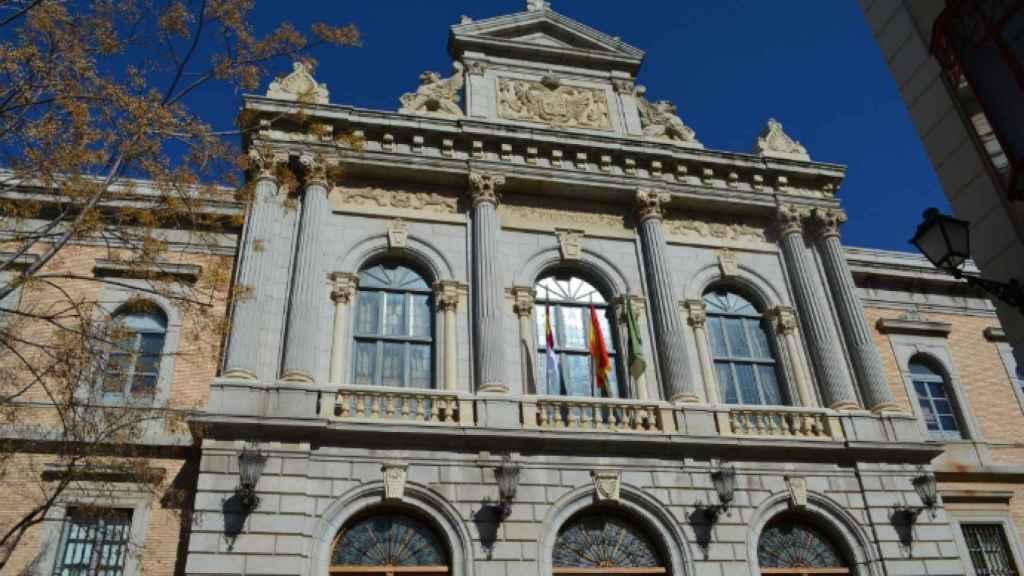 Diputación de Toledo.
