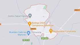 Muere un motorista en Cuenca tras salirse de la vía y arder la moto que conducía