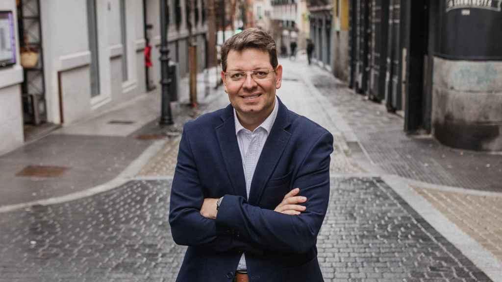 Douglas Vaz Benítez, director general de Qualcomm para España y Portugal.