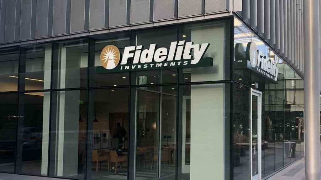 Una oficina de Fidelity en Estados Unidos.