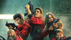 Netflix enseña el tráiler del principio del fin de 'La casa de papel', una de sus series estrella.