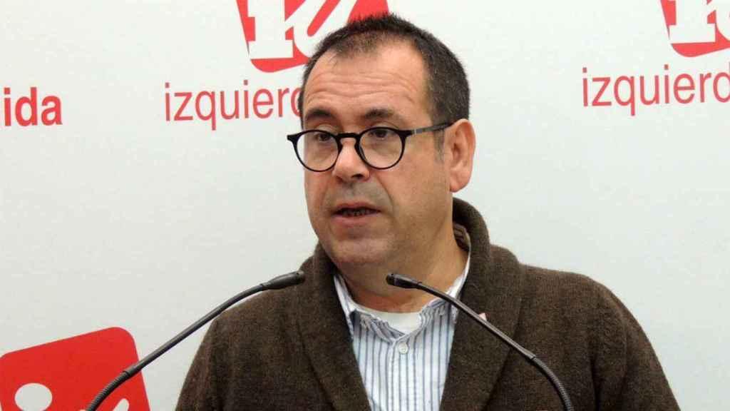 Juan Ramón Crespo en una imagen de archivo.