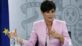 Isabel Rodríguez, portavoz del Gobierno de España.