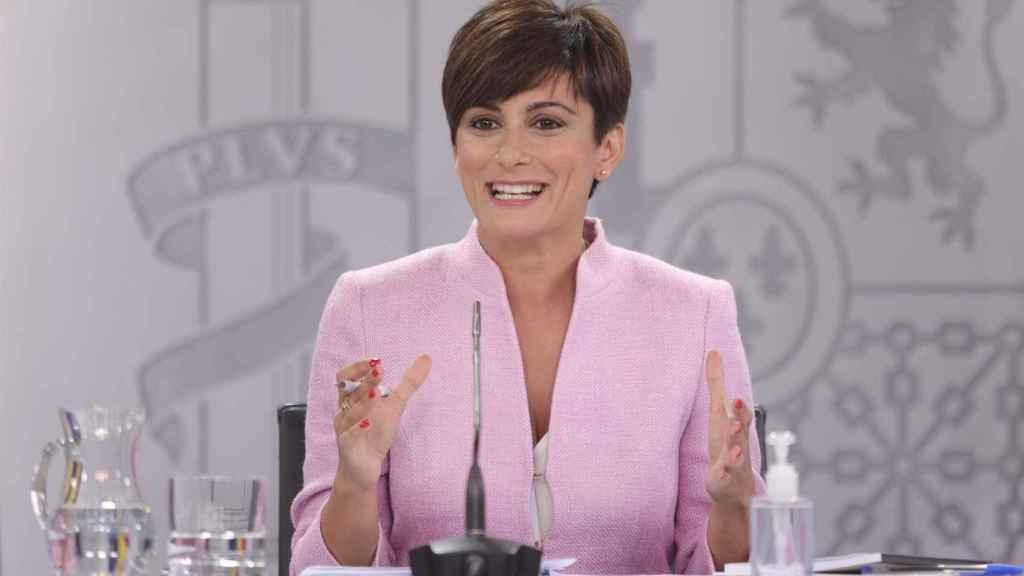 Isabel Rodríguez, en una imagen reciente