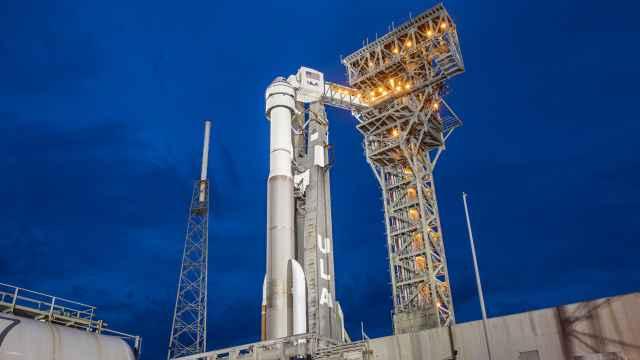 Cohete Atlas V con la Boeing Starliner