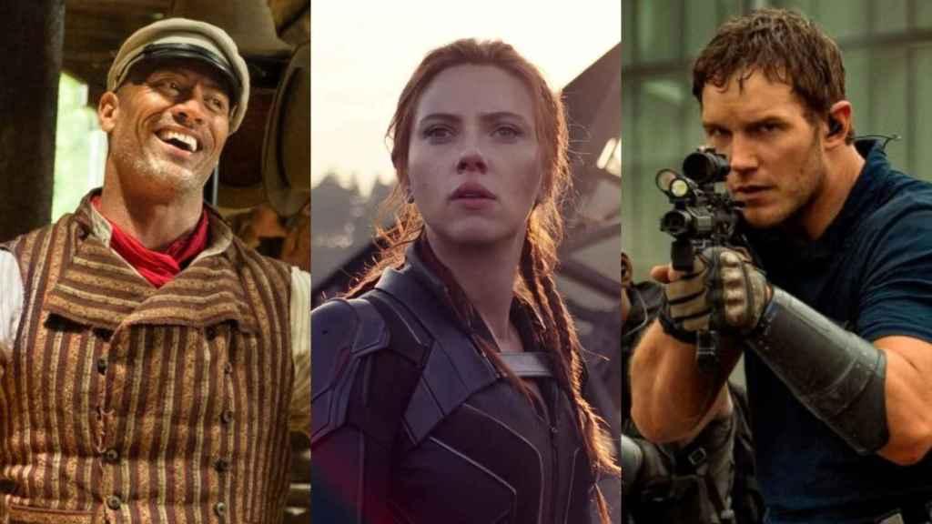 Las películas de streaming más esperadas del verano.