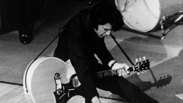 Elvis Presley a mediados de los años 60