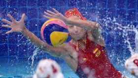 Laura Ester, en los Juegos Olímpicos