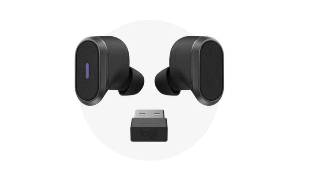 Nuevos Logitech Zone True Wireless: unos auriculares TWS para tus reuniones online