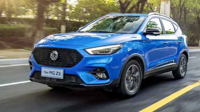 MG también pondrá a la venta el ZS también con motores de combustión.