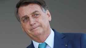 Bolsonaro, en una foto de archivo.