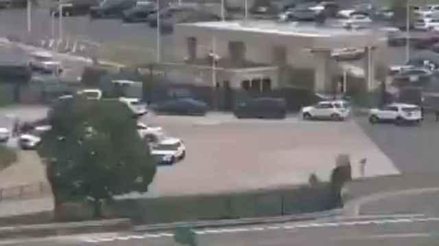 Cierran el Pentágono de Estados Unidos por un tiroteo en la estación de metro