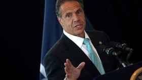 El gobernador de Nueva York, Andrew Cuomo, en una imagen del pasado mes de junio.