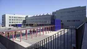 El hospital Universitario de Ceuta, donde fue atendida la joven.