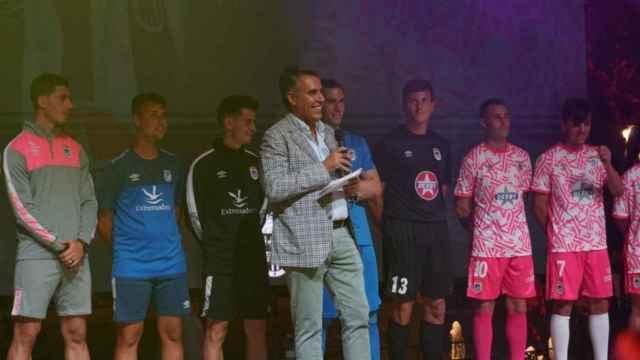 Joaquín Parra, el Jesús Gil del CD Badajoz: de querer la Champions a estar detenido por presunto fraude fiscal