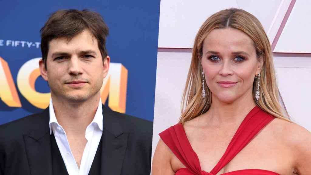 Reese Witherspoon y Ashton Kutcher protagonizan la comedia romántica de Netflix 'Your Place is Mine'.