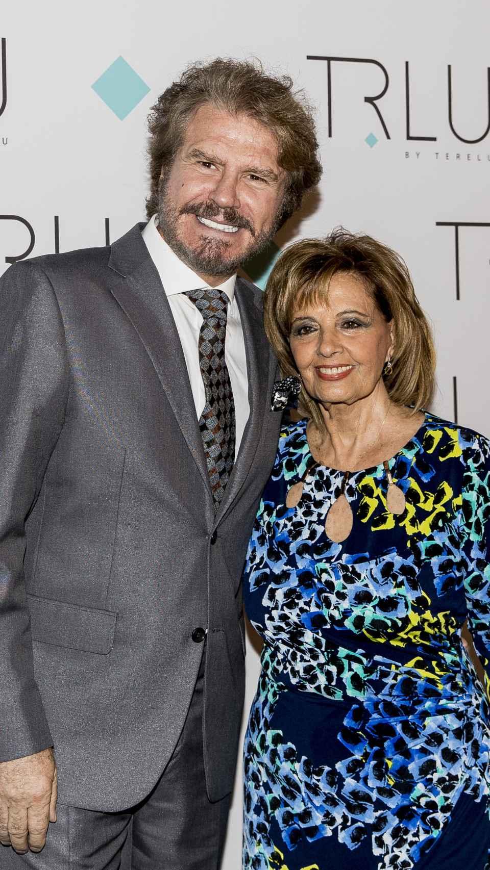 Teresa y Edmundo en una imagen fechada en mayo de 2018.