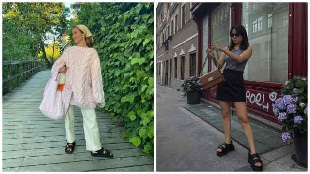 Estas sandalias han conquistado a los perfiles que crean contenido de moda en Instagram.