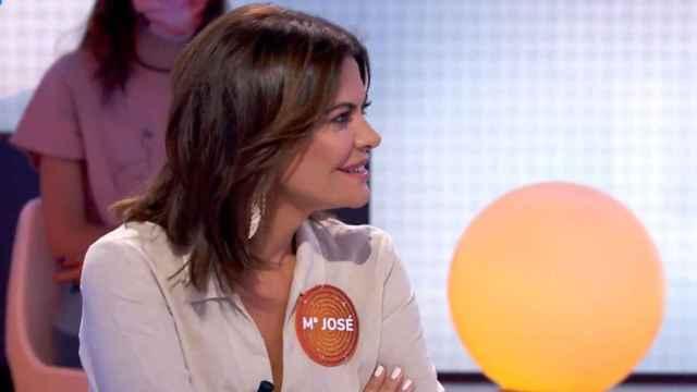 María José Suárez en 'Pasapalabra'