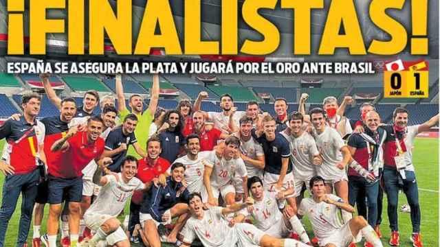 Portada Sport (04/08/21)
