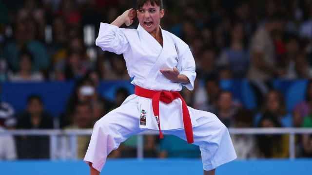 La talaverana Sandra Sánchez, la dueña del tatami, ataca la cima de su carrera en Tokio