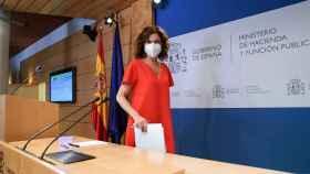 La ministra María Jesús Montero, en una imagen reciente