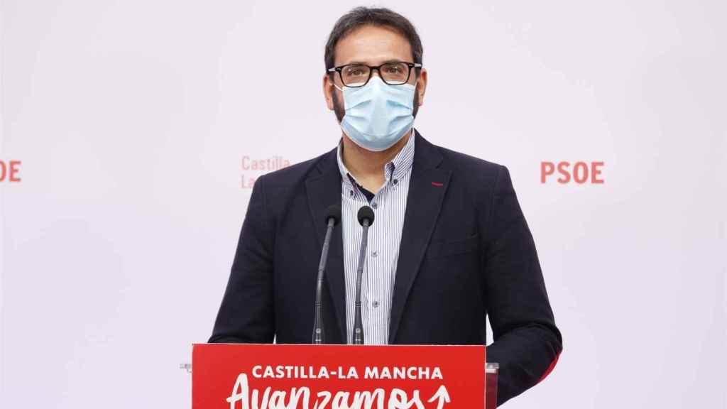 Sergio Gutiérrez, secretario de Organización del PSOE CLM.