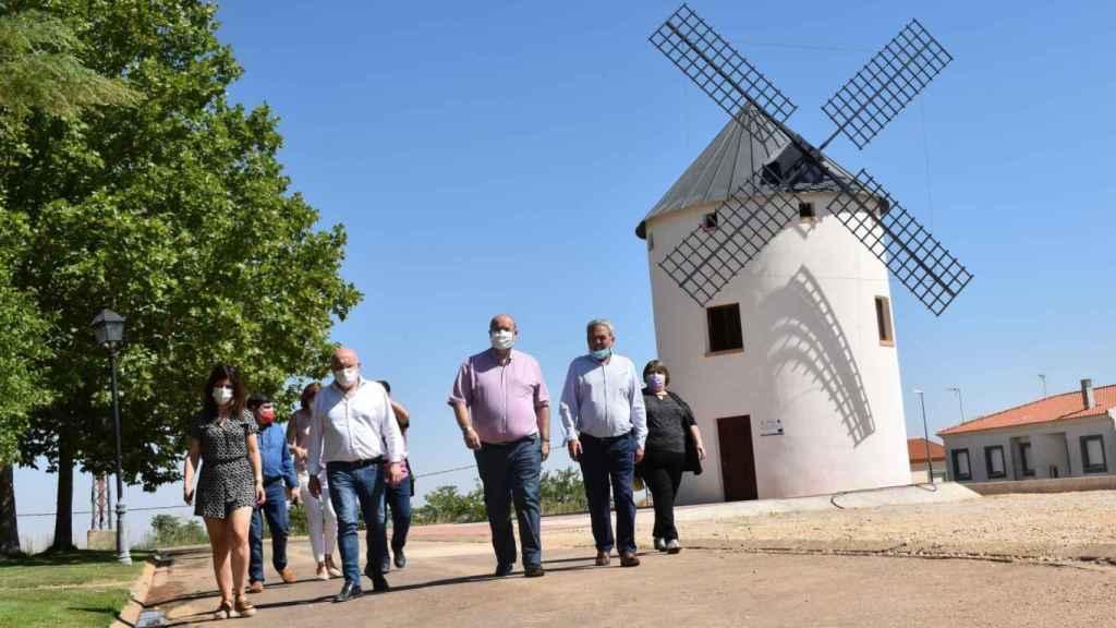 Guijarro pide al Gobierno que mantenga los fondos covid el próximo año