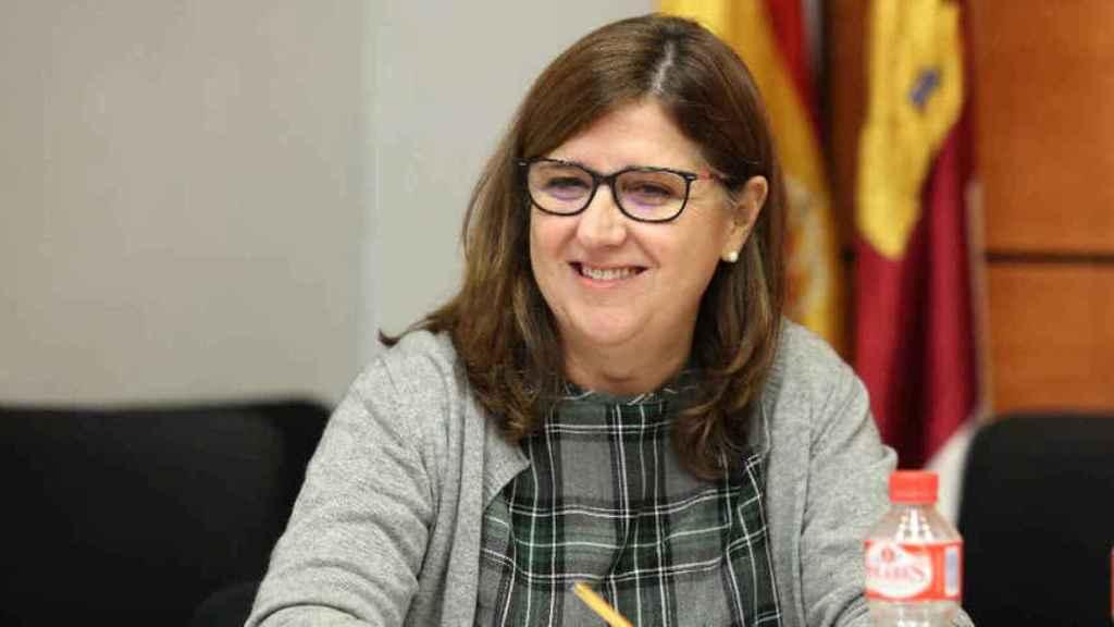 Regina Leal, directora gerente del Sescam