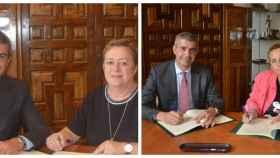 La Diputación de Toledo asegura la supervivencia a varias asociaciones solidarias